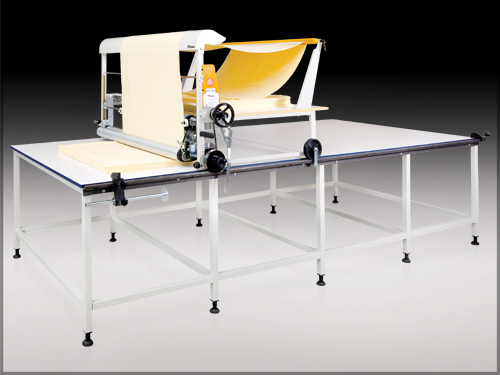 P2 Manual Tubular Fabric Spreading Machine