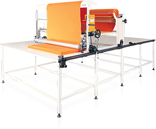 P1 Manual Tubular Fabric Spreading Machine