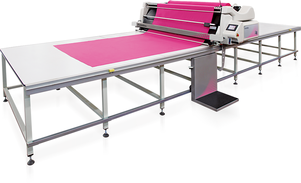 P4 ADD Automatic Fabric Spreading Machine